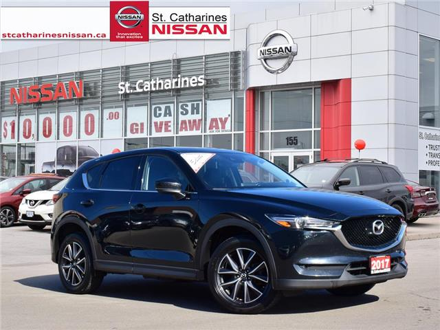 2017 Mazda CX-5 GT (Stk: QA19078A) in St. Catharines - Image 1 of 28