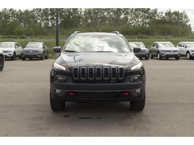 2018 Jeep Cherokee Trailhawk (Stk: V575) in Prince Albert - Image 2 of 11