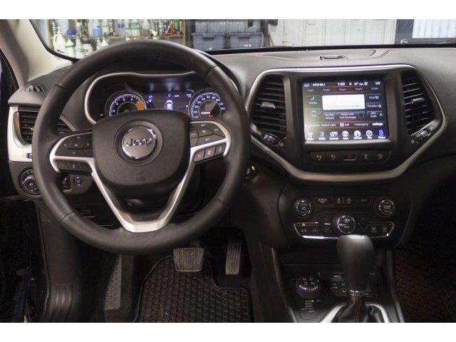 2018 Jeep Cherokee Trailhawk (Stk: V575) in Prince Albert - Image 10 of 11