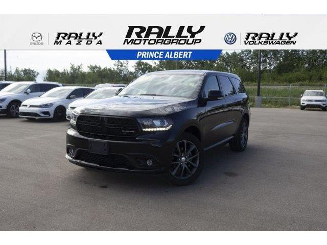 2018 Dodge Durango 2BE (Stk: V641) in Prince Albert - Image 1 of 11