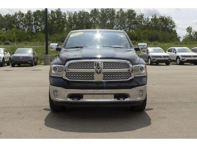 2014 RAM 1500 26H Laramie (Stk: V707) in Prince Albert - Image 2 of 11