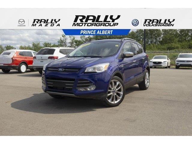 2016 Ford Escape SE (Stk: V733) in Prince Albert - Image 1 of 11