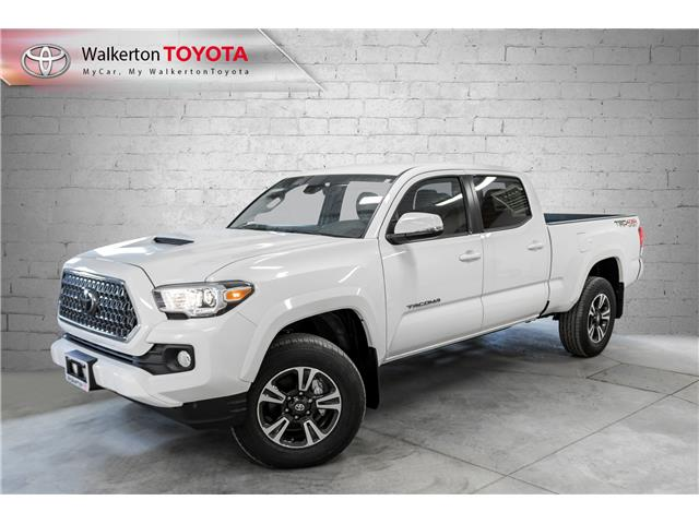 2019 Toyota Tacoma SR5 V6 (Stk: 19231) in Walkerton - Image 1 of 16
