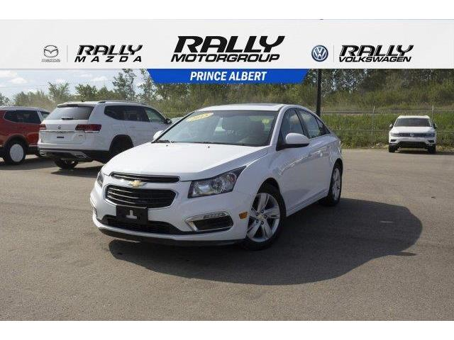 2015 Chevrolet Cruze DIESEL (Stk: V765) in Prince Albert - Image 1 of 11