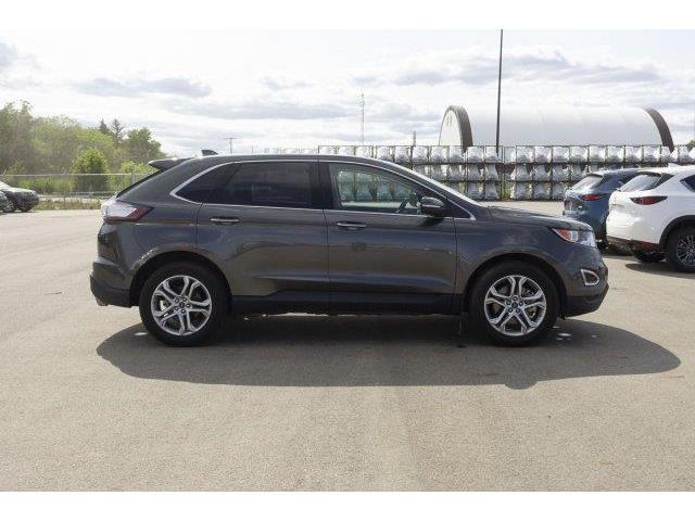 2017 Ford Edge Titanium (Stk: V647) in Prince Albert - Image 4 of 11