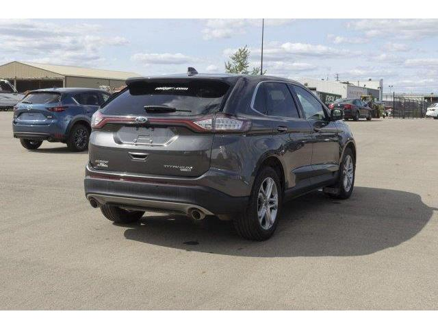2017 Ford Edge Titanium (Stk: V647) in Prince Albert - Image 5 of 11