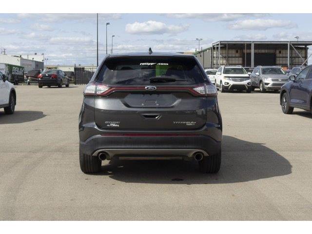 2017 Ford Edge Titanium (Stk: V647) in Prince Albert - Image 6 of 11