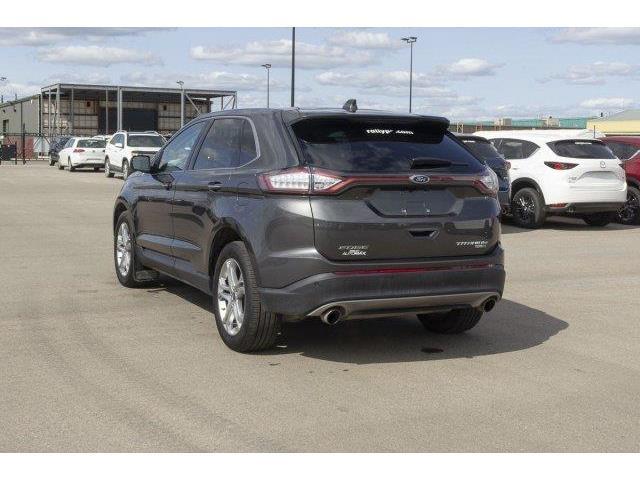 2017 Ford Edge Titanium (Stk: V647) in Prince Albert - Image 7 of 11