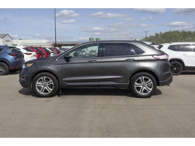 2017 Ford Edge Titanium (Stk: V647) in Prince Albert - Image 8 of 11