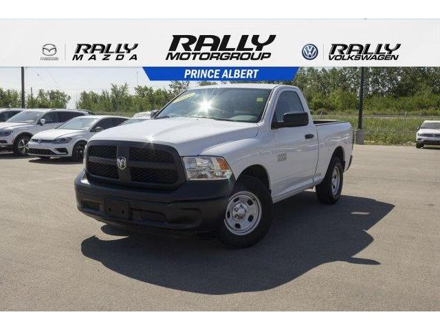 2013 RAM 1500 ST (Stk: V684) in Prince Albert - Image 1 of 10