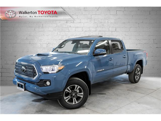 2019 Toyota Tacoma SR5 V6 (Stk: 19232) in Walkerton - Image 1 of 16