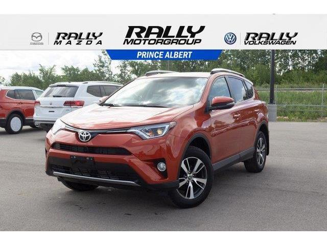 2016 Toyota RAV4 XLE (Stk: V734) in Prince Albert - Image 1 of 11