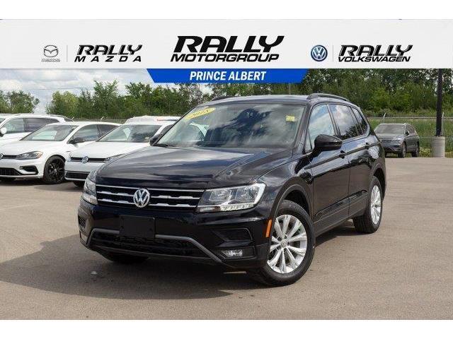 2018 Volkswagen Tiguan Trendline (Stk: V782) in Prince Albert - Image 1 of 11