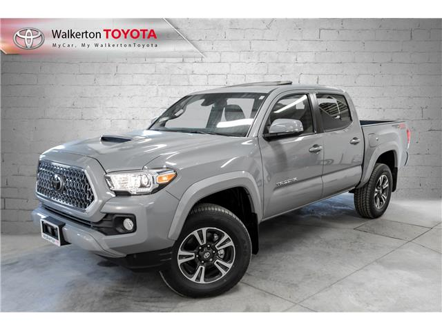 2019 Toyota Tacoma TRD Sport (Stk: 19253) in Walkerton - Image 1 of 17