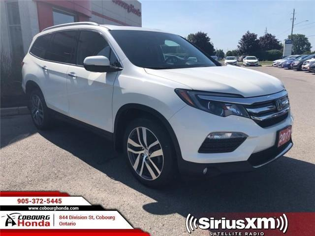 2017 Honda Pilot Touring (Stk: G1783) in Cobourg - Image 1 of 23