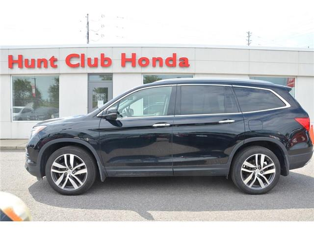 2017 Honda Pilot Touring (Stk: 7191A) in Gloucester - Image 1 of 30
