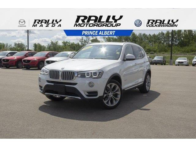2017 BMW X3 xDrive35i (Stk: V735) in Prince Albert - Image 1 of 11