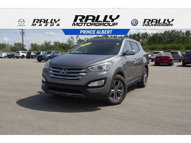 2015 Hyundai Santa Fe Sport 2.4 Luxury (Stk: V701) in Prince Albert - Image 1 of 11