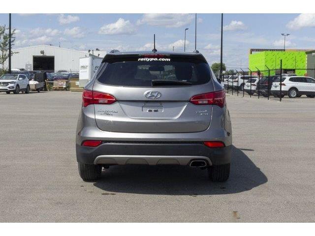 2015 Hyundai Santa Fe Sport  (Stk: V701) in Prince Albert - Image 6 of 11