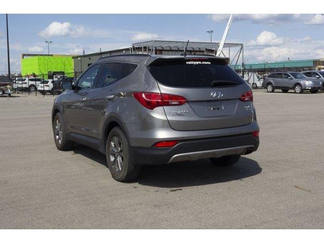 2015 Hyundai Santa Fe Sport  (Stk: V701) in Prince Albert - Image 7 of 11