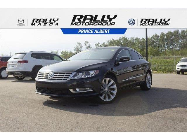2015 Volkswagen CC Highline (Stk: V718) in Prince Albert - Image 1 of 11