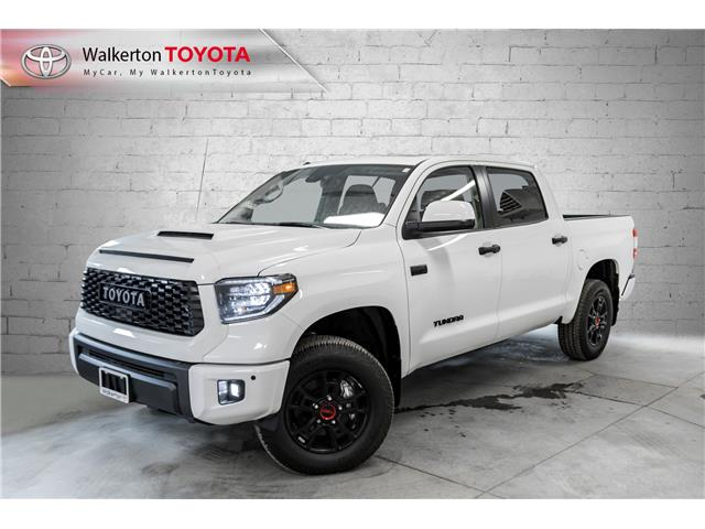 2019 Toyota Tundra SR5 Plus 5.7L V8 (Stk: 19100) in Walkerton - Image 1 of 16