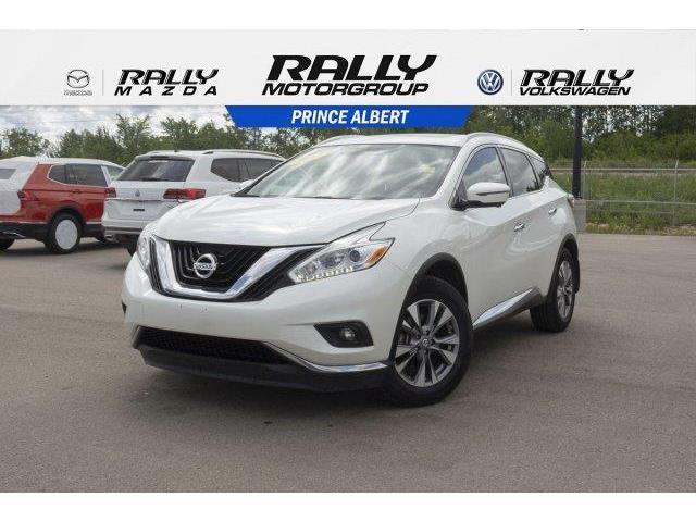 2017 Nissan Murano  (Stk: V796) in Prince Albert - Image 1 of 11