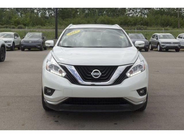 2017 Nissan Murano  (Stk: V796) in Prince Albert - Image 2 of 11