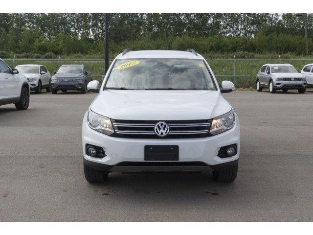 2017 Volkswagen Tiguan Wolfsburg Edition (Stk: V801) in Prince Albert - Image 2 of 11