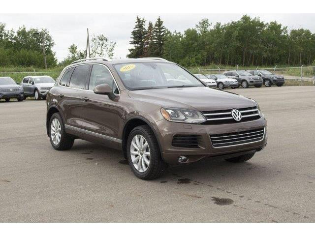 2013 Volkswagen Touareg  (Stk: 1965A) in Prince Albert - Image 7 of 11