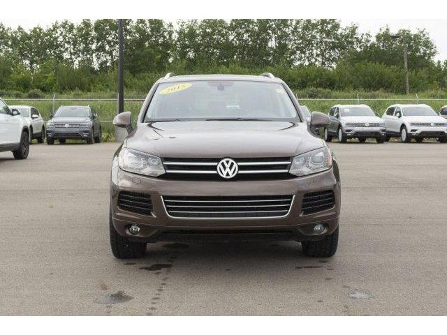 2013 Volkswagen Touareg  (Stk: 1965A) in Prince Albert - Image 8 of 11