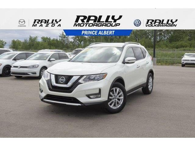 2017 Nissan Rogue  (Stk: 1924A) in Prince Albert - Image 1 of 11