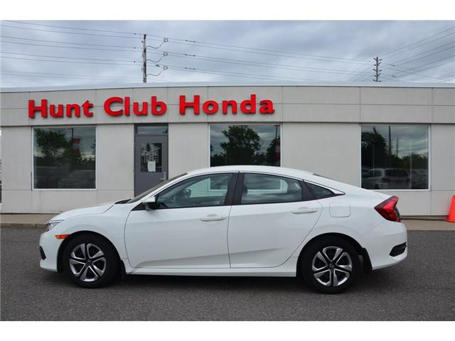2016 Honda Civic LX (Stk: 7148A) in Gloucester - Image 1 of 24