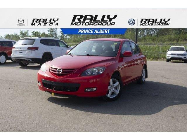 2008 Mazda Mazda3 Sport GX (Stk: V820A) in Prince Albert - Image 1 of 11