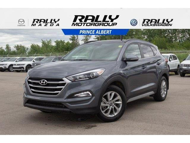 2018 Hyundai Tucson Luxury 2.0L (Stk: V925) in Prince Albert - Image 1 of 11