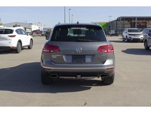 2016 Volkswagen Touareg  (Stk: V915) in Prince Albert - Image 4 of 11
