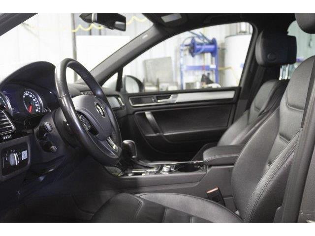 2016 Volkswagen Touareg  (Stk: V915) in Prince Albert - Image 9 of 11