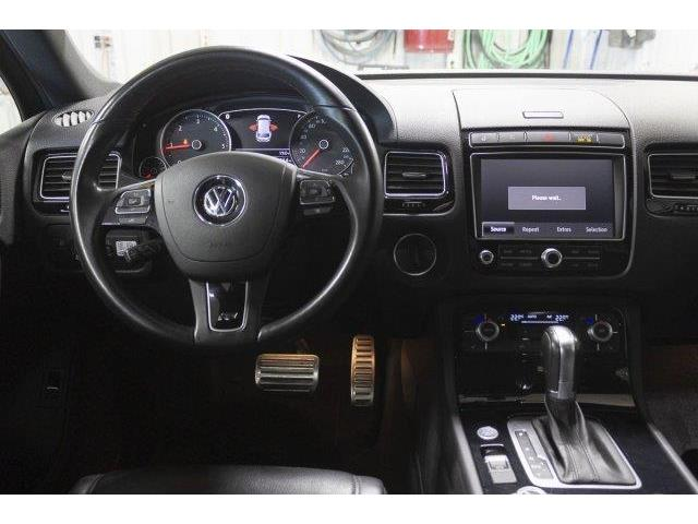 2016 Volkswagen Touareg  (Stk: V915) in Prince Albert - Image 10 of 11
