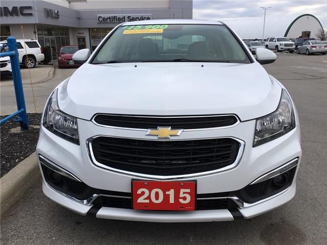 2015 Chevrolet Cruze LTZ (Stk: 155805) in Grimsby - Image 2 of 15
