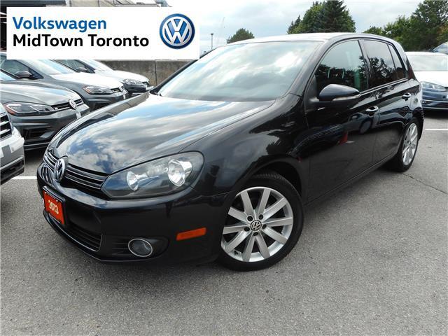 2013 Volkswagen Golf  (Stk: P7296A) in Toronto - Image 1 of 27