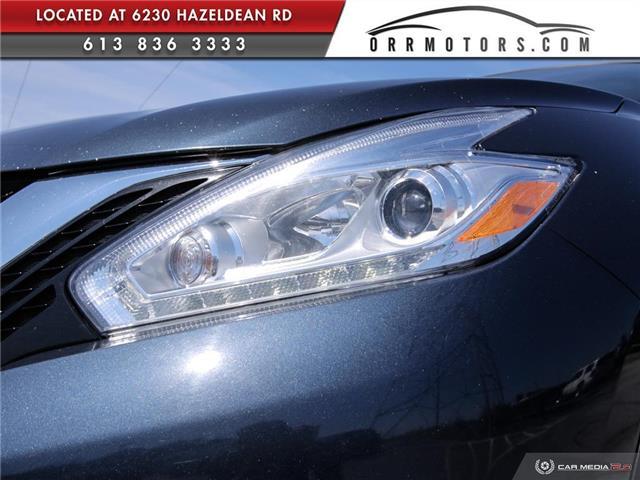 2017 Nissan Murano SV (Stk: 5657R) in Stittsville - Image 10 of 27