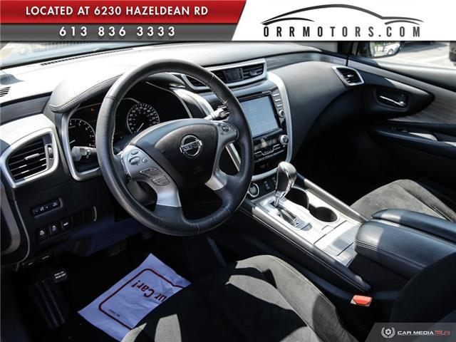 2017 Nissan Murano SV (Stk: 5657R) in Stittsville - Image 12 of 27