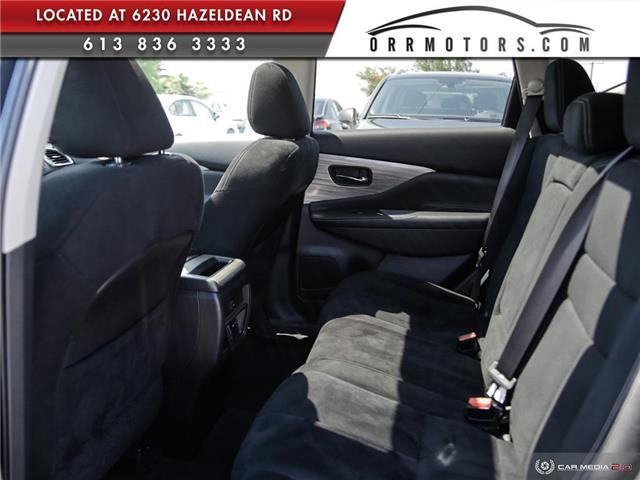 2017 Nissan Murano SV (Stk: 5657R) in Stittsville - Image 22 of 27