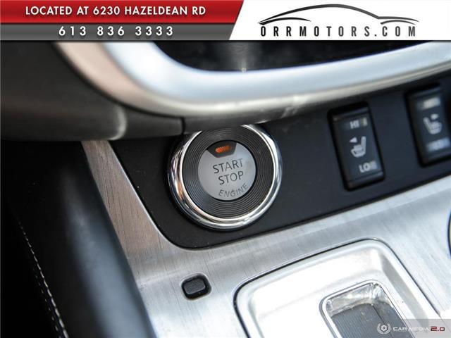 2017 Nissan Murano SV (Stk: 5657R) in Stittsville - Image 26 of 27