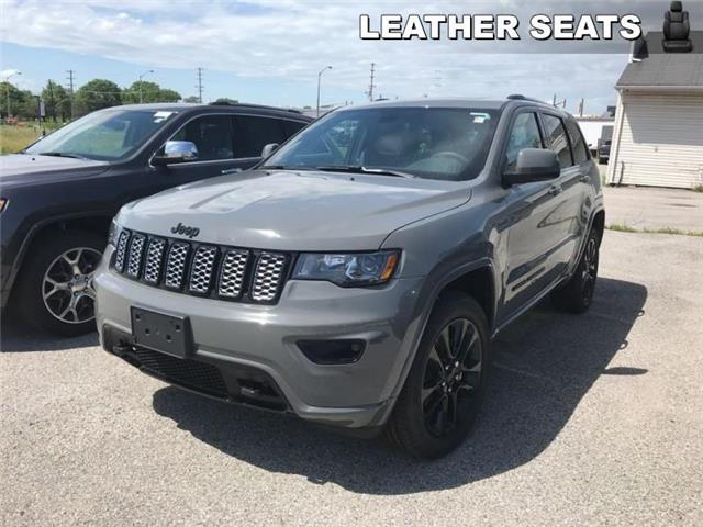 2019 Jeep Grand Cherokee Laredo (Stk: H19127) in Newmarket - Image 1 of 10