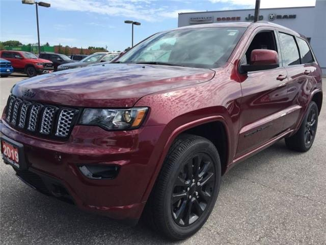 2019 Jeep Grand Cherokee Laredo (Stk: H19104) in Newmarket - Image 1 of 21