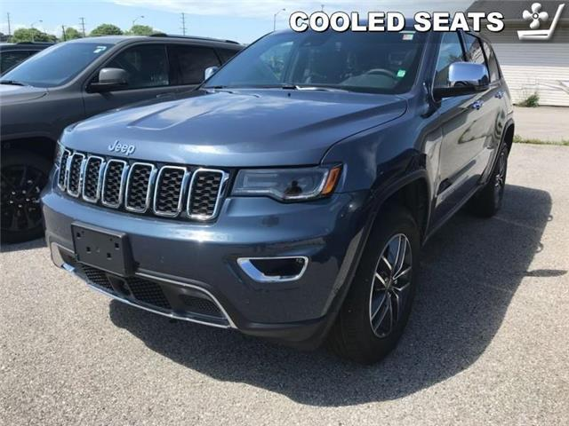 2019 Jeep Grand Cherokee Limited (Stk: H19113) in Newmarket - Image 1 of 10