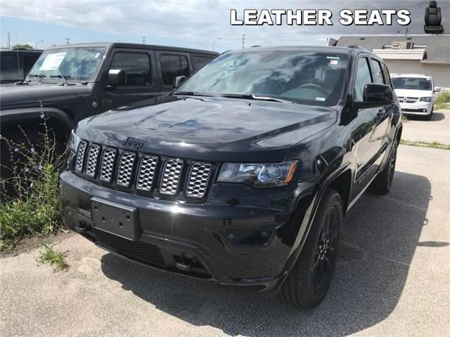 2019 Jeep Grand Cherokee Laredo (Stk: H19117) in Newmarket - Image 1 of 10