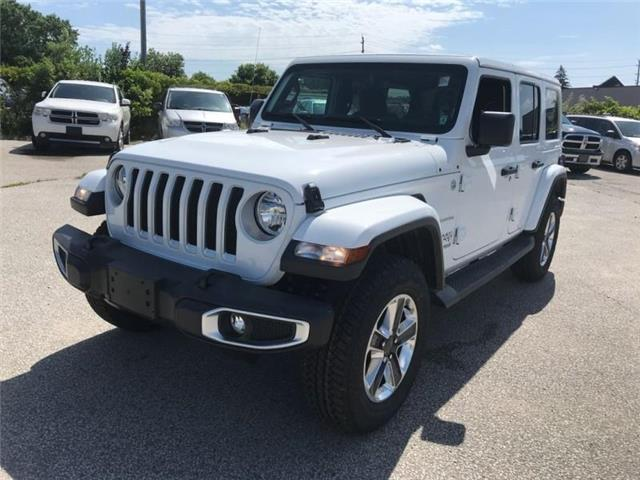 2019 Jeep Wrangler Unlimited Sahara (Stk: W19092) in Newmarket - Image 1 of 23