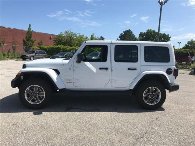2019 Jeep Wrangler Unlimited Sahara (Stk: W19092) in Newmarket - Image 2 of 23